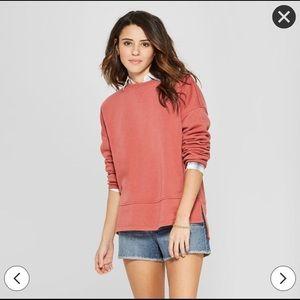 Universal Thread Tunic Sweatshirt